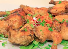 دجاج العيد بطريقة الشيف نورا السادات (برنامج عمايل إيديا) ~ مطبخ أتوسه على قد الايد