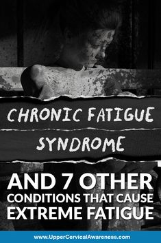 There are many chronic fatigue syndrome symptoms, which vary depending on levels of stress, how often you exercise, and how well you eat. Because of this, it can be difficult to diagnose chronic fatigue syndrome. The syndrome shares m Chronic Fatigue Syndrome Diagnosis, Chronic Fatigue Causes, Chronic Illness, Chronic Pain, Fibromyalgia, Adrenal Fatigue, Causes Of Extreme Fatigue, Blood Test