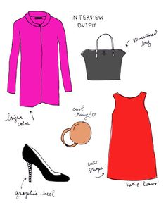 "#GraphicDesign #interview ""what would you wear to an interview? """