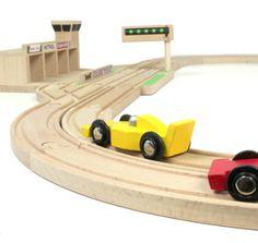 Ikonic Toys Houten Racebaan