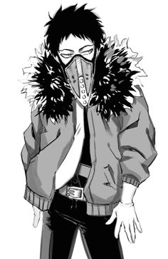 Boku no Hero Academia || Overhaul/Chisaki ❤