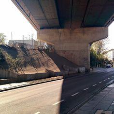 Unter der #Autobahn. by fxneumann