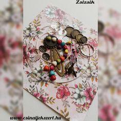 Újabb kreatív csomag érkezett! Floral Tie, Crafts, Accessories, Manualidades, Handmade Crafts, Craft, Crafting, Ornament