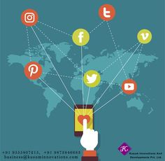 Get the best social media marketing. Reach us for more details business@kusuminnovations.com or call +91-9873846683, +91-9555807215