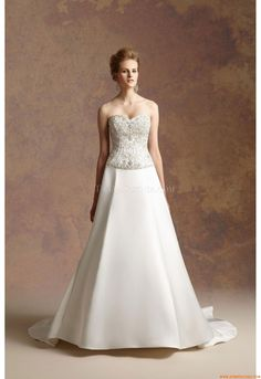 Robe de mariée Jasmine T152014 Couture 2013 - Spring 2013