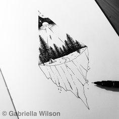 Art, Designs and Sketches By Gabriella Wilson