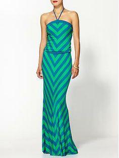 maxi dress too long gif