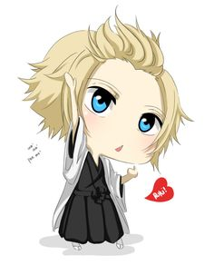 Chibi Ruki. OHMIGOSH! THIS IS TOOOOO CUTE! I COULD JUST EAT HIM UP! I LOVE IT! ♡ (≧ω≦)