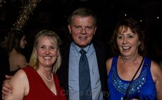 #MarshallThurber, #DeniseGaff and I at the after party of the movie premiere of #WeAreTheMillers