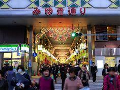 姫路のアーケード街にイルミ点灯-恒例「ヒメナリエ」、縮小惜しむ声も(写真ニュース)
