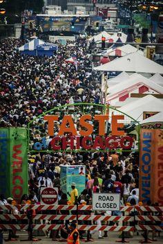 Taste of Chicago Chicago, IL | July 8-12