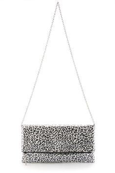 Sexy Silver Leopard Handbag $35.98   Read More:   http://ownjewelry.com/sexy-gold-leopard-handbag-1111.html