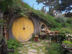 Visiting Magical Hobbiton