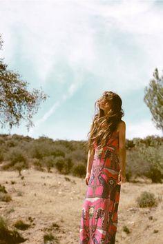 Spirit of the Painted Desert- Bona Drag   Forever Boho