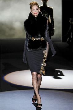 Badgley Mischka - Collections Fall Winter 2013-14 - Shows - Vogue.it