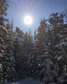 Poudrerie!  #baiestpaul #sinex3 #charlevoix #moncharlevoix #quebec #winter #snow #iphone6s #raquette #pleinair by monsieur_otis