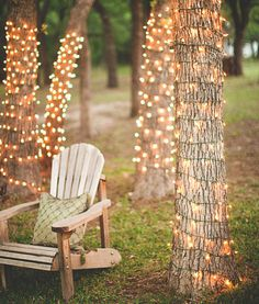 13 Ways to Decorate With String Lights Right Now