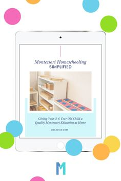 Are you a homeschooling parent who is curious about following the Montessori approach but you're feeling overwhelmed with trying to understand how it all works?This 70-page eBook reveals the essentials to focus on as you get started. You CAN give your 3-6 year old child a quality Montessori education at home and do it in a way that works with your budget, time and space! Montessori Preschool Curriculum | Preschool Homeschool Montessori Curriculum | Montessori Activities Preschool… Preschool Phonics, Preschool Activities At Home, Homeschool Preschool Curriculum, Montessori Preschool, Montessori Education, Preschool Letters, Montessori Materials, Montessori Activities, Homeschooling