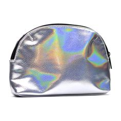 KBShimmer Holographic Zipper Bag Holo Cosmetic Case