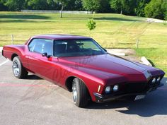 1972 Buick Riviera - $29,950.00 - by StreetRodding.com Buy, Sell, Trade at StreetRodding.com. Classic car, Muscle car, Street Rod