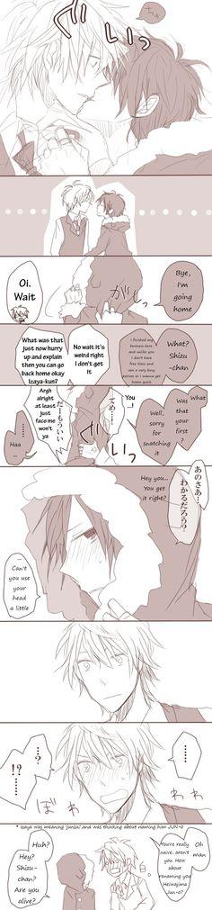 Lol oh Shizu-chan