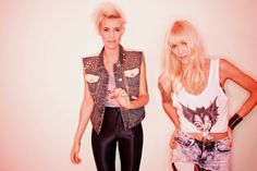 Style crush: the Nervo twins | Fitzroy Boutique