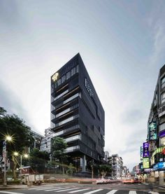 Gallery of Hotel Proverbs Taipei / Ray Chen + Partners Architects - 1