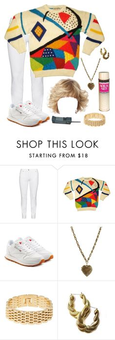 """Beverly Goldberg inspired! "" by be-robinson ❤ liked on Polyvore featuring Steilmann, Reebok, Etro, wearwhatyouwatch, TV and thegoldbergs"