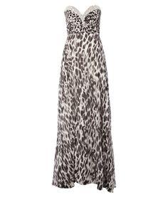 Lipsy V I P Sweetheart Embellished Ruched Maxi Dress - WISHWISHWISH