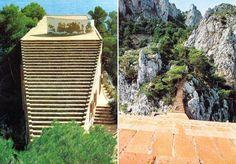 Adalberto Libera e Villa Malaparte