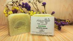 Shampoo sólido de alecrim