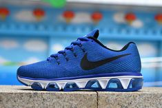 new style 1d507 9f3ca Authentic 2018 Nike Air Max Tailwind 8 Game Royal White