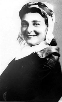"""Bernice """"Bee"""" Falk (born December 15, 1920) was accepted in the 44-7 WASP (Women Airforce Service Pilots) training class in 1944, and was an engineering test pilot and utility pilot. She married Joe Haydu. She is the author of Letters Home 1944-1945, the story about WASP's."""