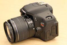 Cannon T3i DSLR Camera :)