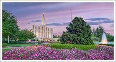Seattle Washington LDS Temple