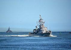 Dialogo Americas :: Embarcações de patrulha Zephyr e Shamal da Marinha retornam a Mayport