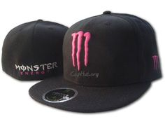 pink n black monster energy hat! Kids Hats, Hats For Men, Twenty One Pilots Hat, Pop Some Tags, Cummins Turbo Diesel, Vintage Baseball Caps, Flat Bill Hats, Hip Hop Hat, Riding Clothes