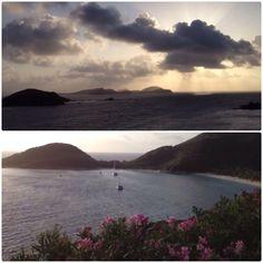 Peter Island. My goal. My dream.