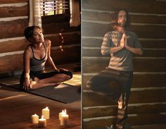 Ichabbie yoga.