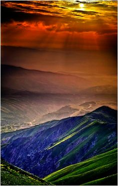 Chimgan Mountains HDR, Uzbekistan (by my-shots) nature photography Cool Pictures, Cool Photos, Beautiful Pictures, Inspiring Pictures, All Nature, Amazing Nature, Amazing Sunsets, Beautiful World, Beautiful Places
