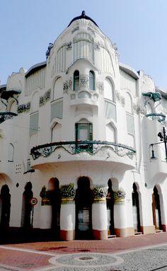 Art Nouveau - Reök Palace - Szeged, Hungary