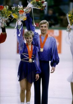 Torvill and Dean: we're recreating our Olympic triumph