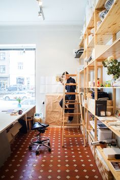 Designers Aamu Song and Johan Olin, Company | Helsinki Finland