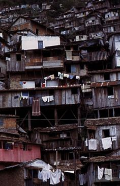 Favela (not technically a 'good thing'). But it depends how you see things.