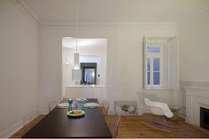 Projecto da autoria de Marco Arraiolos - Apartamento na Estrela