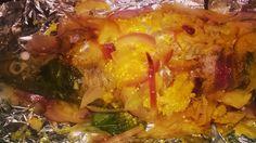 Baked Fish by De Specialist #GuwahatiFoodie