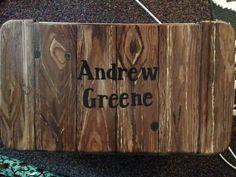 best wood grain cooler
