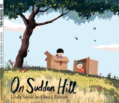 "And for those who don't facebook... heres the cover for ""On Sudden Hill"" by me and Linda Sarah (@linda sarah) pic.twitter.com/YfFJCHJ7wK"