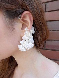 m.soeur, Lily Ear cuffs #japanesefashion