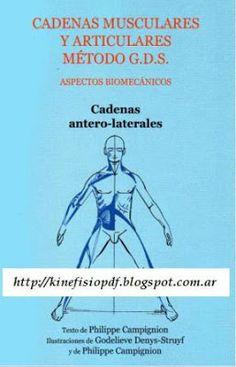 Libros en PDF de Kinesiología y Fisioterapia: Cadenas Musculares Y Articulares Metodo Gds - Cadenas Anterolaterales